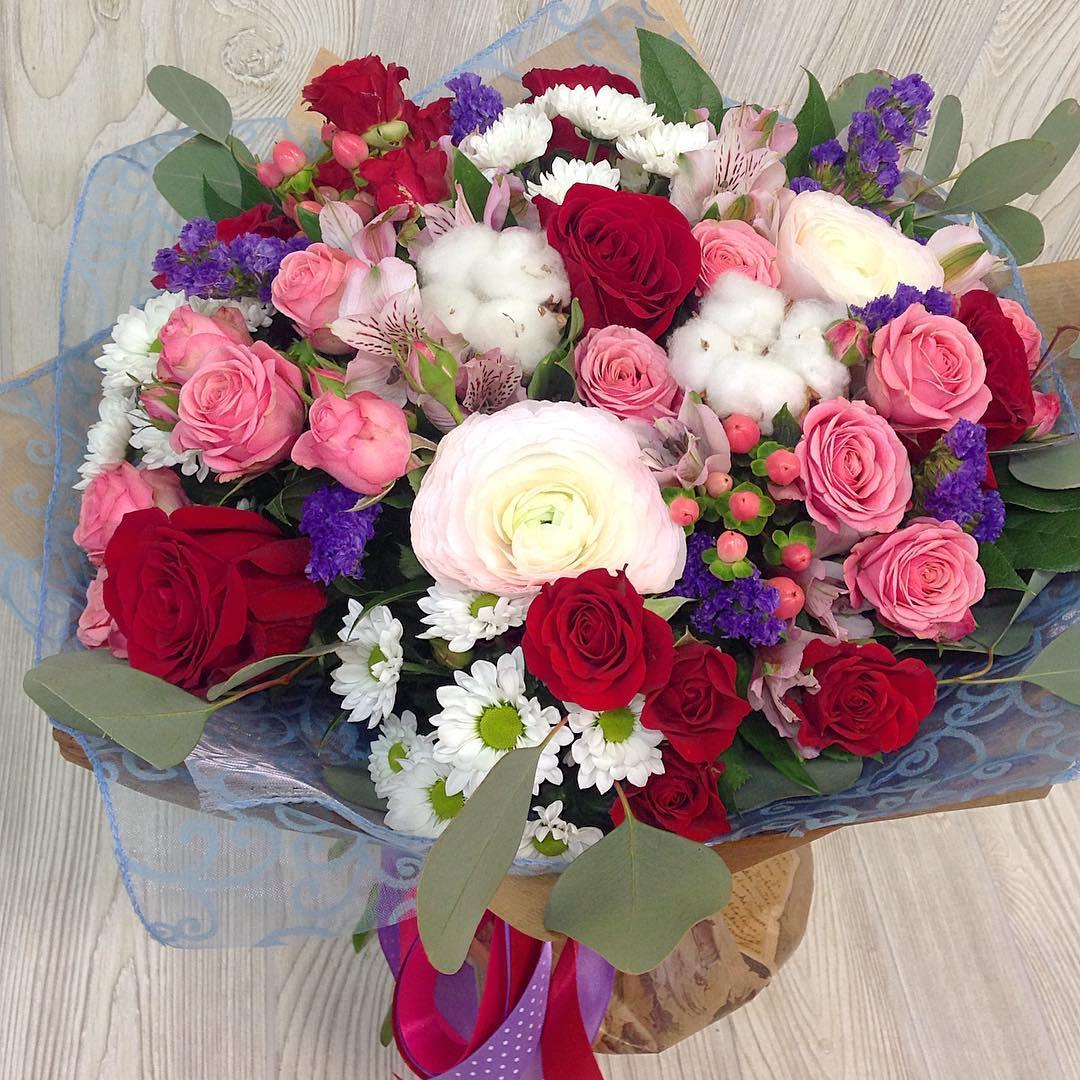 Доставка цветов в тюмени на дом