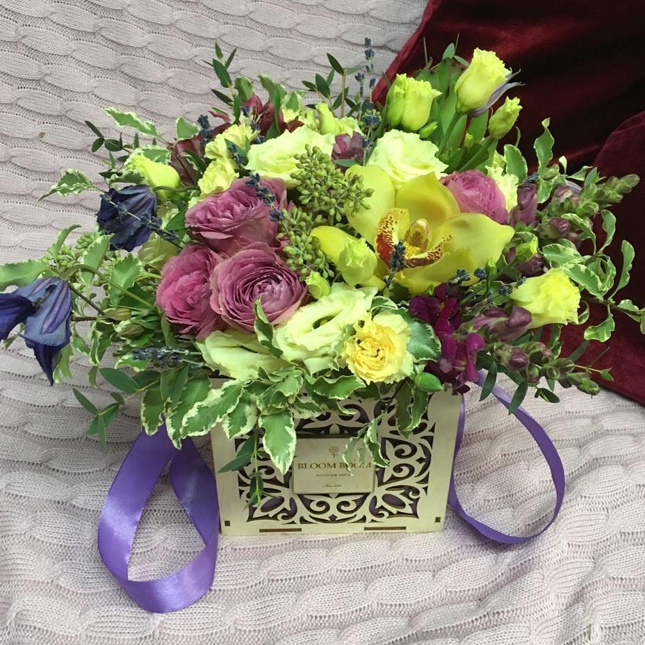 Всем хорошего дня!  Ул. Ветошникова д.131. ☎(347)266-59-77 📲+7 927 236 59 77. Сайт www.bloomboom.ru#flowers#доставкацветовуфа#цветыуфа#цветы#уфа