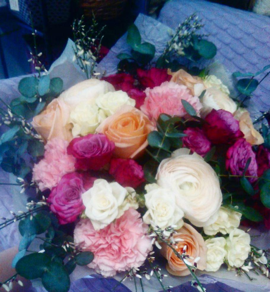 С первым днём весны ???????????????????? Ул. Ветошникова д.131. ☎(347)266-59-77 ????+7 927 236 59 77. Сайт www.bloomboom.ru#flowers#доставкацветовуфа#цветыуфа#цветы#уфа
