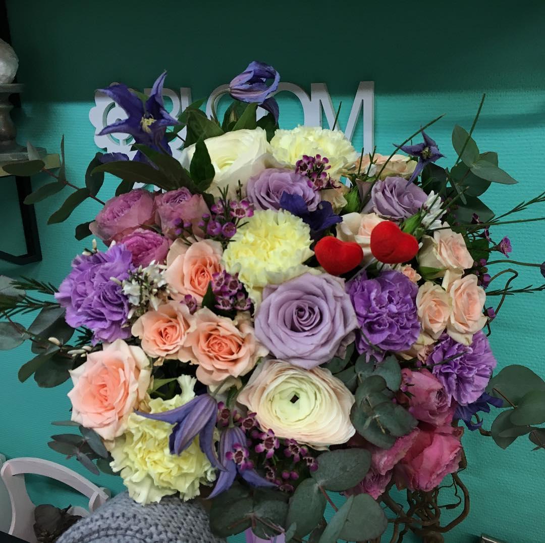 До 8 марта остаётся совсем мало. ????Сделай заказ до 5 марта по выгодным ценам???????? Ул. Ветошникова д.131. ☎(347)266-59-77 ????+7 927 236 59 77. Сайт www.bloomboom.ru#flowers#доставкацветовуфа#цветыуфа#цветы#уфа
