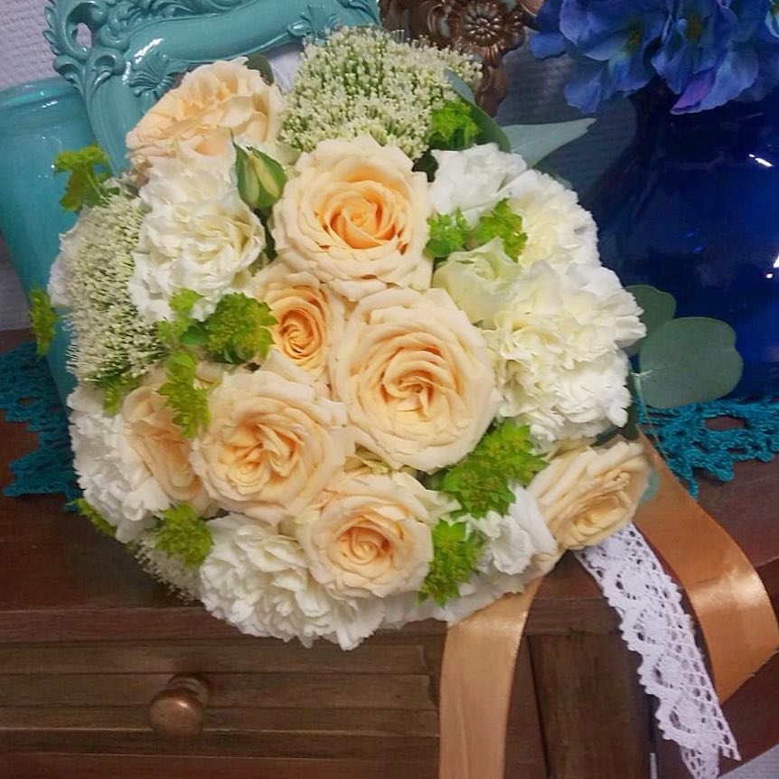 Заказать букет невесты в уфе недорого