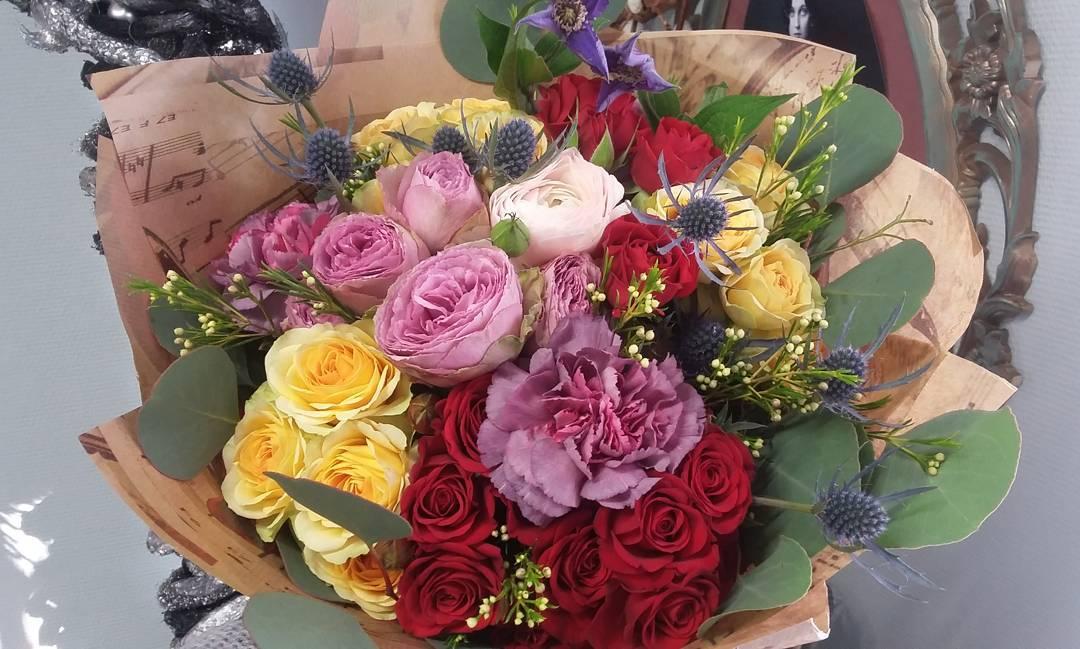 Купить цветы, доставка цветов пог уфе дешево